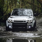 Новый Land Rover Defender 2020 без рамы